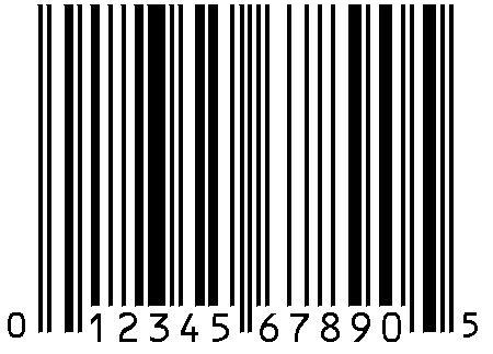 codigos de barras en word: